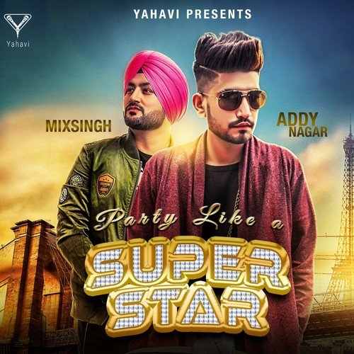 Party Like A Superstar Song - Download Party