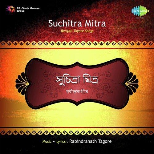 Krishnokali Ami Tarae Boli - Recitation-Suchitra Mitra Lyrics