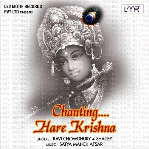 Chanting.... Hare Krishna