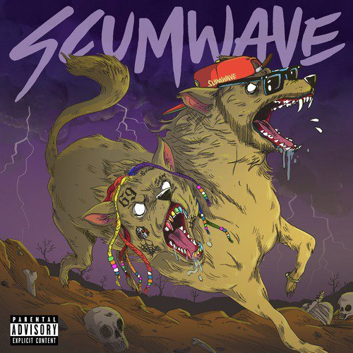 Scumwave (feat  6ix9ine) Song - Download Scumwave (feat