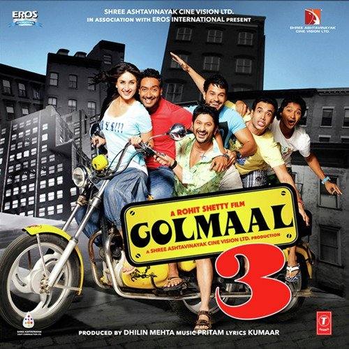 ale  full song  - golmaal 3 - download or listen free online