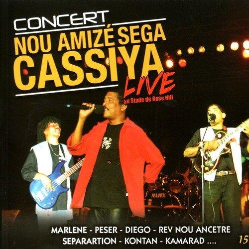 CASSIYA MIX SEGA MAURICIEN - WillyDeLyon974 - YouTube