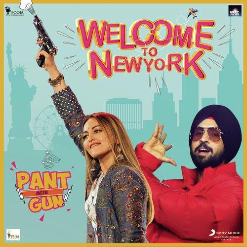 Welcome to Newyork - Bollywood Hindi Movie songs Audio CD Original