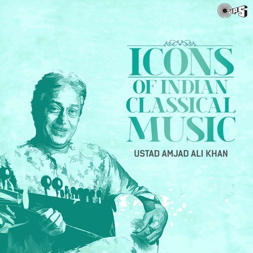 Icons Of Indian Classical Music - Ustad Amjad Ali Khan by
