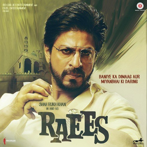 Zaalima Song - Download Raees Song Online Only on JioSaavn