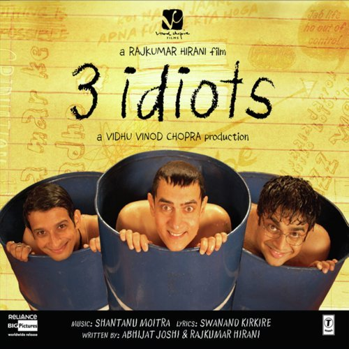 3 idiots - all songs - download or listen free online
