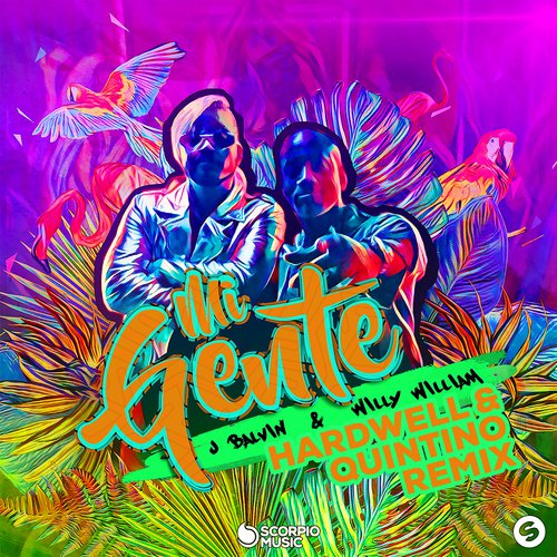 j balvin mi gente lyrics english