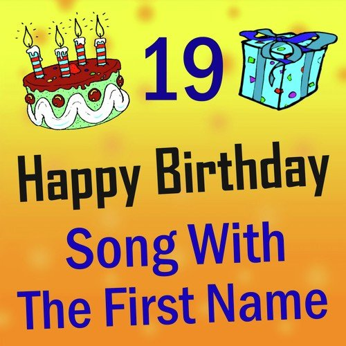 Tremendous Happy Birthday Song Lyrics Happy Birthday Only On Jiosaavn Personalised Birthday Cards Paralily Jamesorg