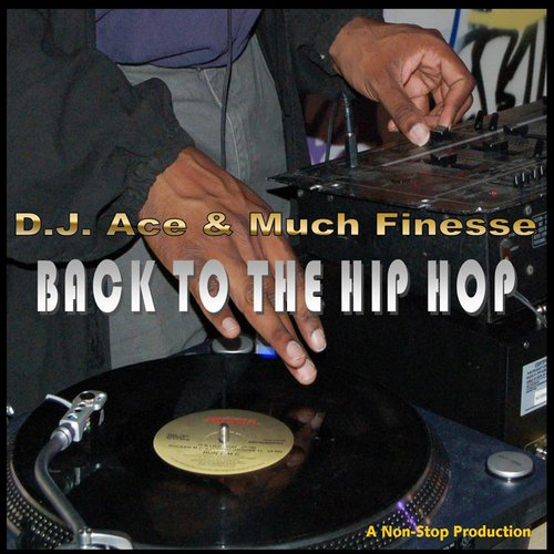 Non-Stop Groove 2012 Lyrics - D J  Ace, Much Finesse - Only