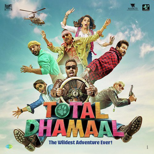 Theme Song Song - Download Total Dhamaal Song Online Only on