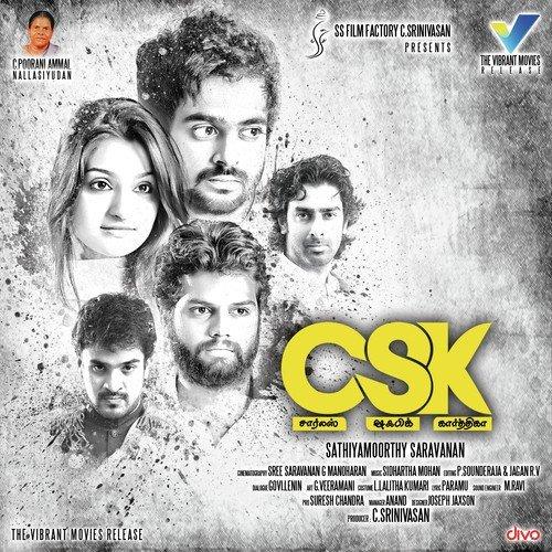 Csk Return Song Free Download: Charles Shaffiq Karthiga By P. Unnikrishnan, Vandana