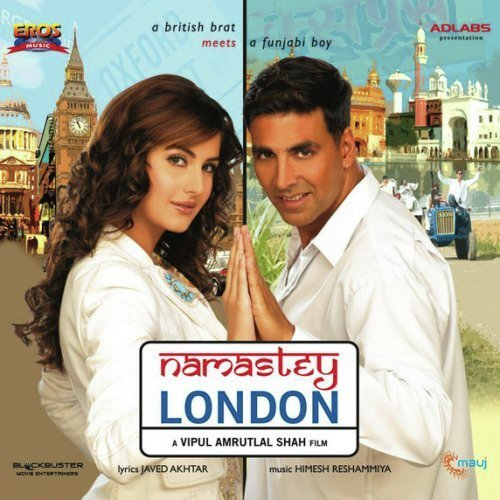 namastey london full movie song