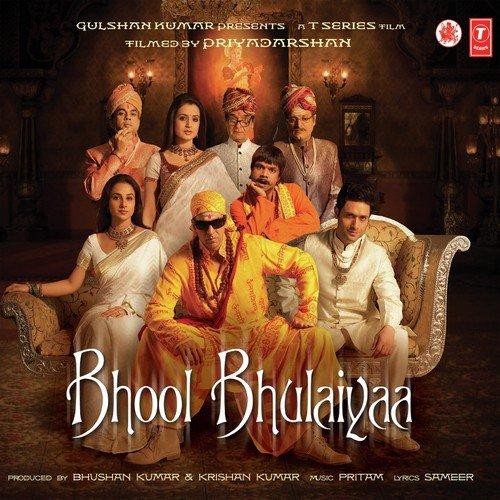 Bhool bhulaiyaa mp3 song download bhool bhulaiyaa bhool bhulaiyaa.