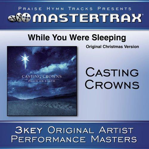 While You Were Sleeping (Original Christmas Version) [Performance Tracks] Songs