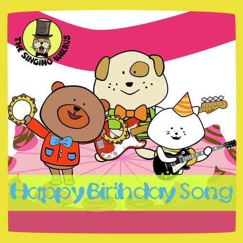 Happy Birthday Song by The Singing Walrus - Download or