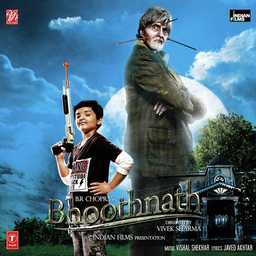 bhoothnath - all songs