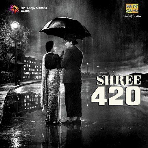 """Mera joota hai japani (from """"shree 420"""") by mukesh & shankar."""