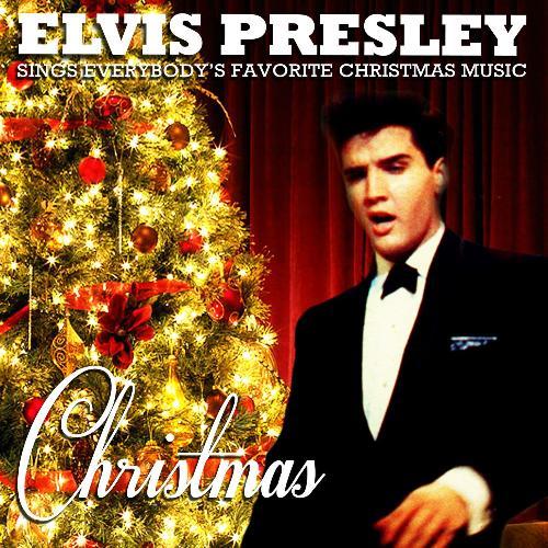 Elvis Presley Christmas Music.Blue Christmas Remastered Lyrics Elvis Presley Only On