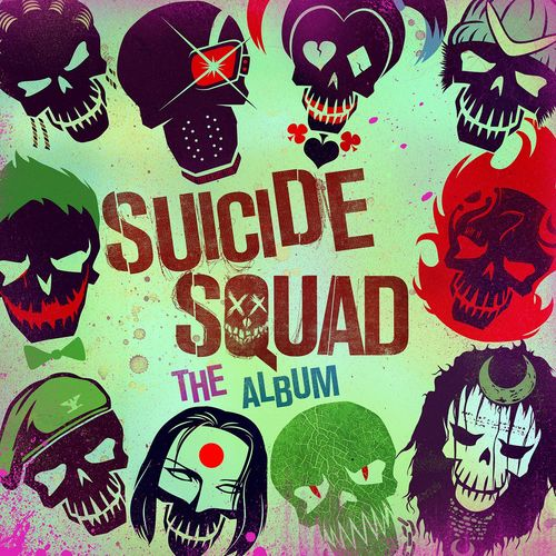 Suicide Squad: The Album by Rick Ross, Skrillex - Download
