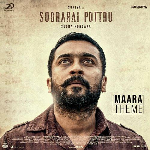 """Maara Theme (Tamil) (From """"Soorarai Pottru"""")"""