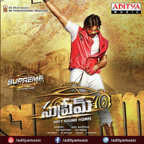 Bepanah Title Song Download 320kbps: Download Supreme Song Online