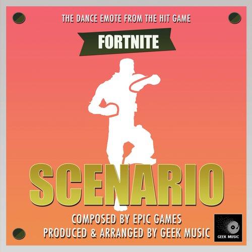 Scenario Dance Fortnite 1 Hour Fastest Fortnite Scenario Emote Music Download