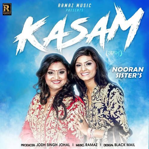 Listen to Kasam Songs by Nooran Sisters - Download Kasam