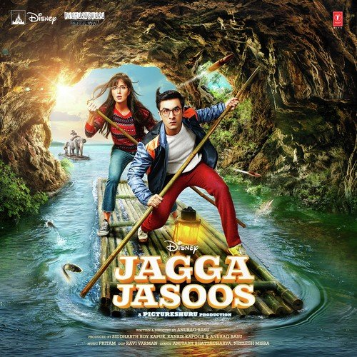 jagga jasoos - all songs