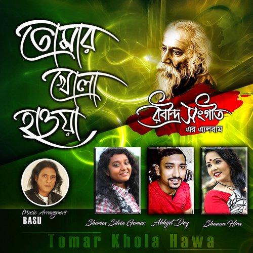 Lyrics and Translation Tomar Khola Haowa - musixmatch.com