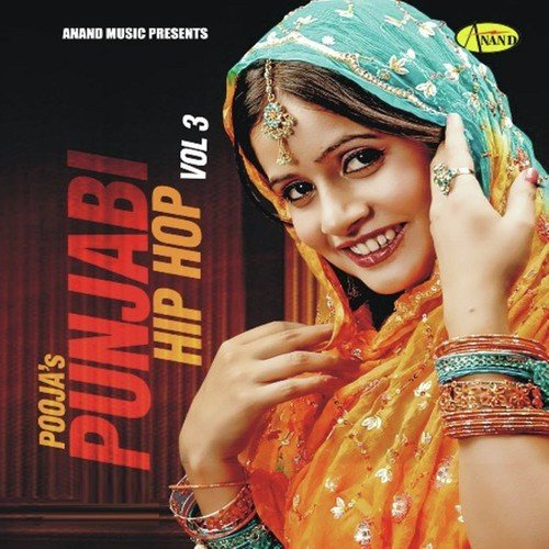 Pooja's Punjabi Hip Hop Vol.3