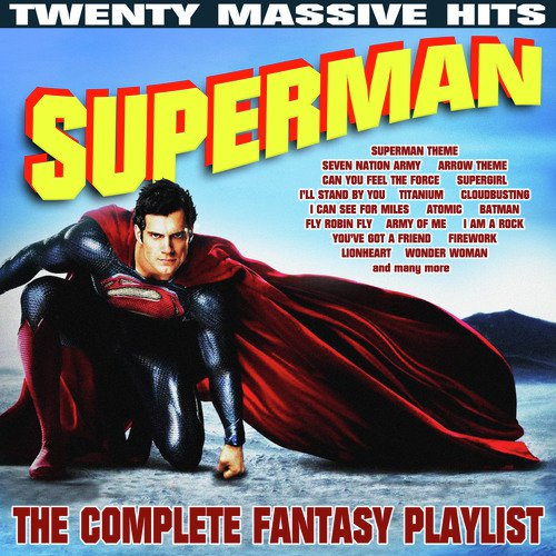 I'll Stand By You Song - Download Superman - The Complete