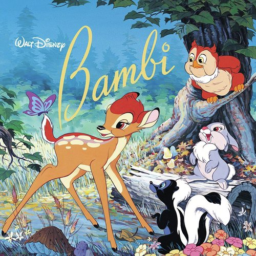 L'Amour Est Éternel Lyrics - Bambi Original Soundtrack