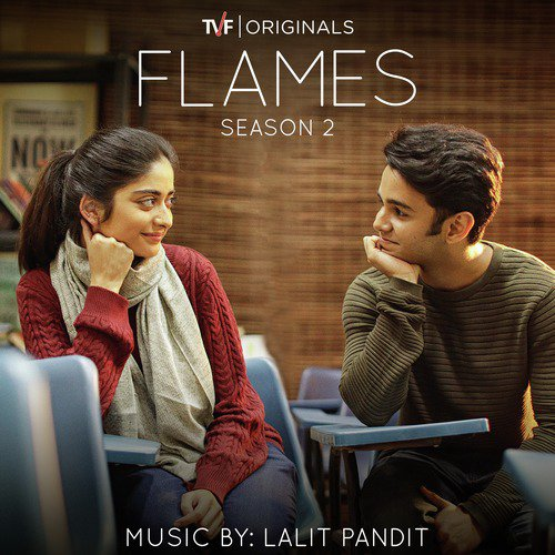 Flames: Season 2 (Music from the Tvf Original Series) cover image