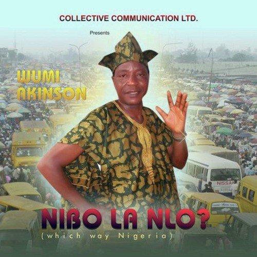 Ekiti Reggae Song - Download Nibo La Nlo? Song Online Only