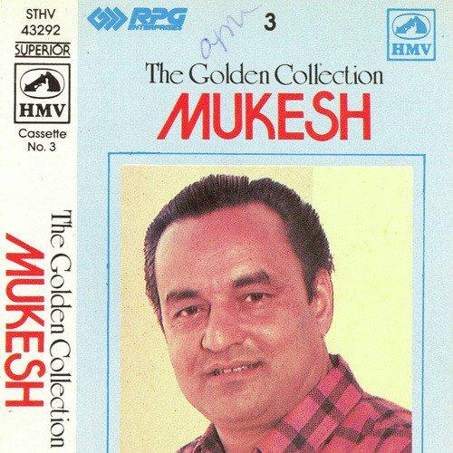 Jane Chale Jate Hain Kahan (Full Song) - Mukesh The Golden