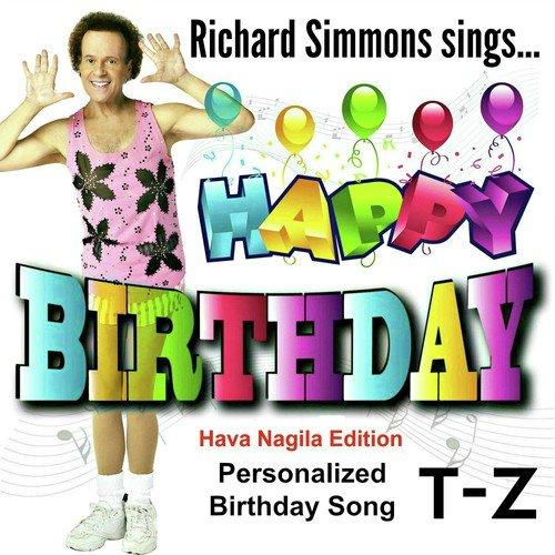 Happy Birthday Vinnie Song