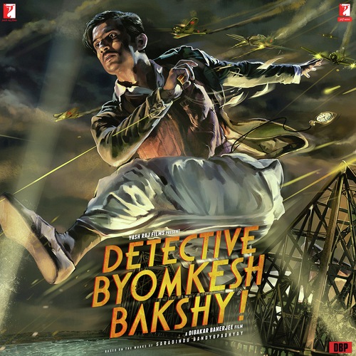 Chase In Chinatown Song - Download Detective Byomkesh Bakshy