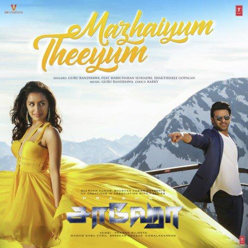 """Mazhaiyum Theeyum (From """"Saaho"""")"""