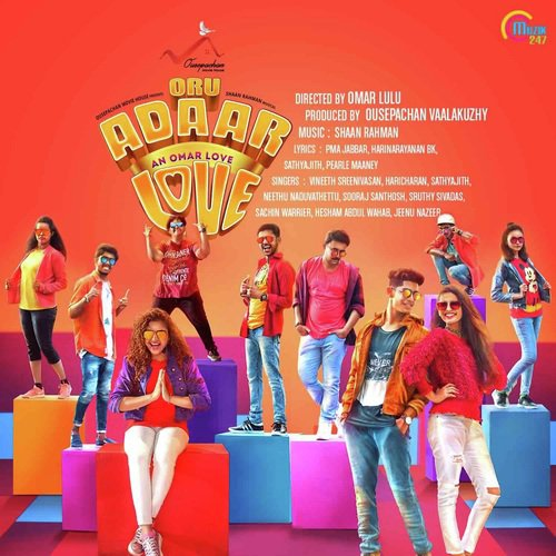 Oru Adaar Love by Vineeth Sreenivasan - Download or Listen