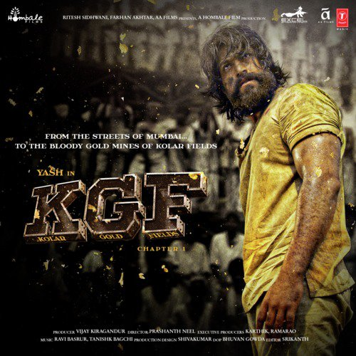 Download Song From KGF Chapter 1 @ JioSaavn