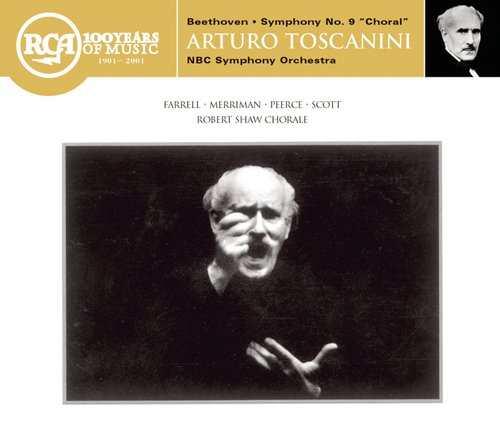 Beethoven: Symphony No  9 by Arturo Toscanini - Download or