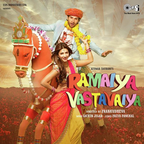 Jeene Laga Hoon Song - Download Ramaiya Vastavaiya Song