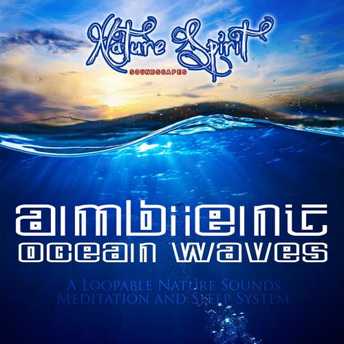 Ambient Ocean Waves - A Loopable Nature Sounds Meditation