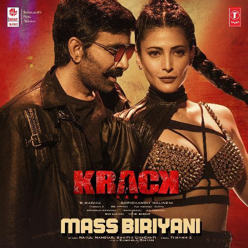 "Mass Biriyani (From ""Krack"")"