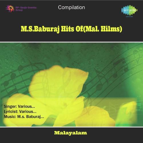 MS Baburaj Hits Of - Mal Hilms by P  Jayachandran - Download or