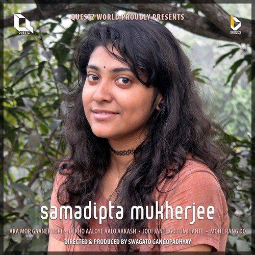 Samadipta Mukherjee - Four Songs (Live)