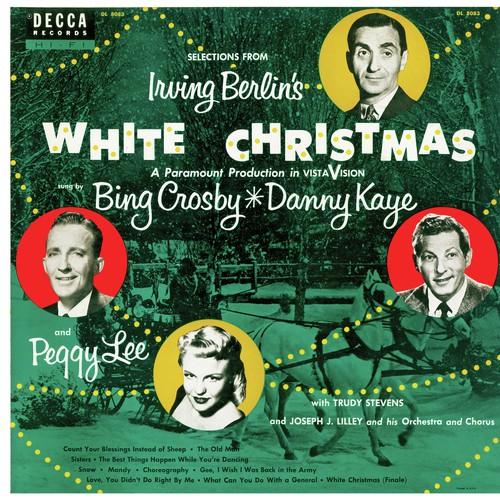 Bing Crosby, Danny Kaye, Peggy Lee