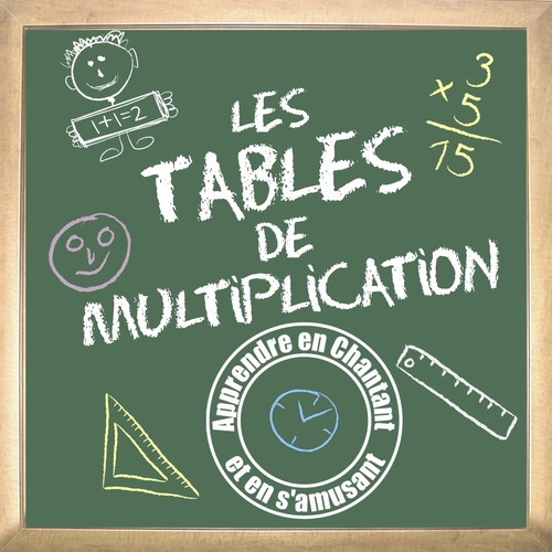 La ballade de quatre song by b zu et la petite classe from for Les table de multiplications