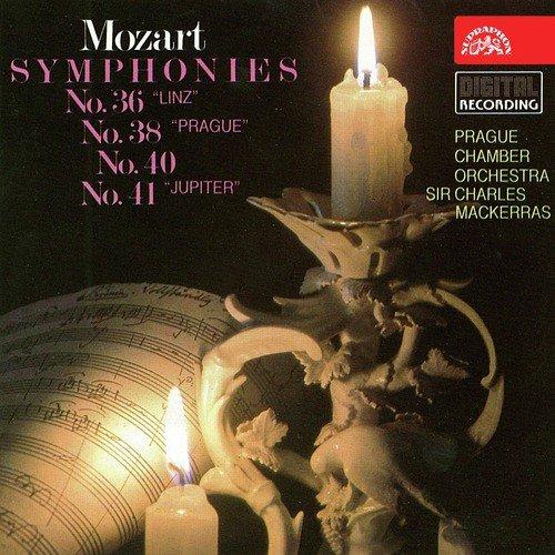 Symphony No  38 In D Major, K  504 -