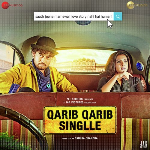 Jaane De Song - Download Qarib Qarib Singlle Song Online